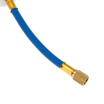 набор коллекторов | 1 шт. R134A AC A/C масляный инжектор красителя 2 унции A/C кондиционер инструмент для инъекций 1/2