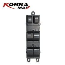 KobraMax Power Window Switch 25401-ED500 for Nissan TIIDA C11 SC11 C11Z  25401-EL30A