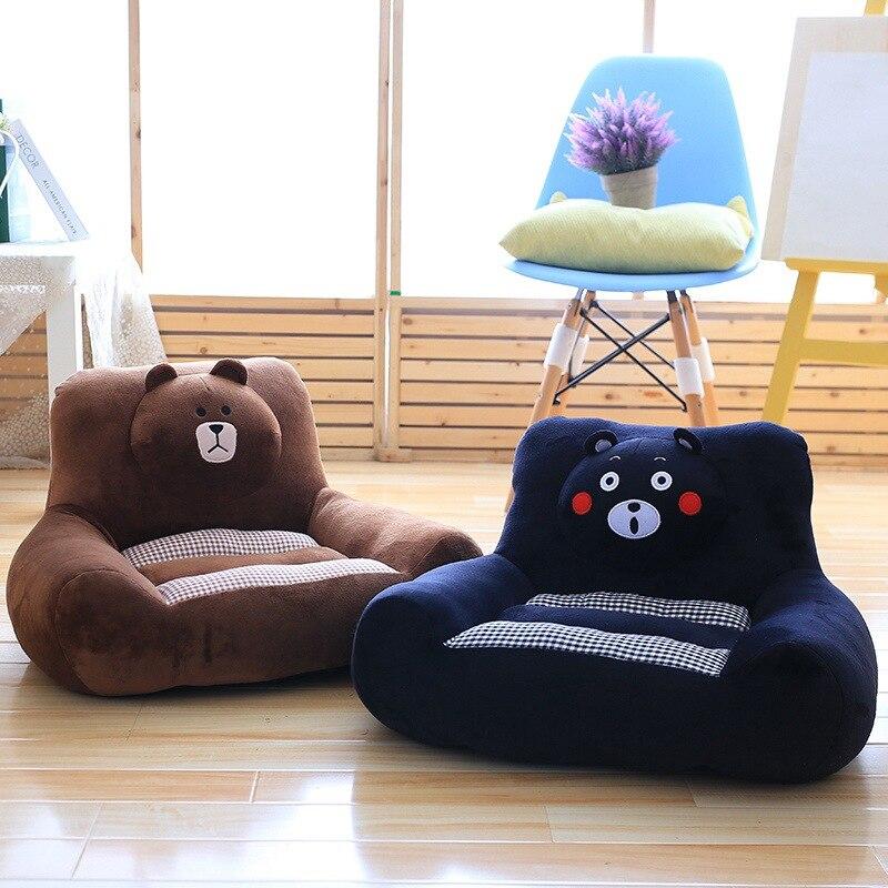 Creativo del fumetto dei bambini piccolo giocattolo farcito giocattoli di peluche cuscino cane da orso giocattoli del gatto