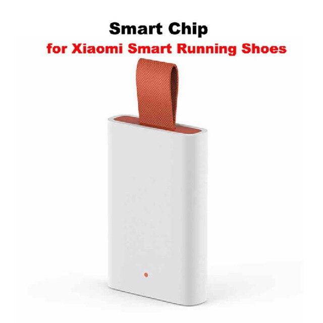 18347489f1 Xiaomi Mijia Tênis Chip Inteligente Bluetooth APP Inteligente Conexão  Pedomet para Sapatilhas Sports Running Shoes