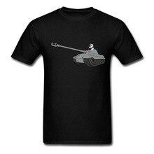 World of tanks мультфильм Единорог Для мужчин футболка 100% хлопок 2018 Новый Топ короткий рукав негабаритных футболка Подростковая уличная geek одежда