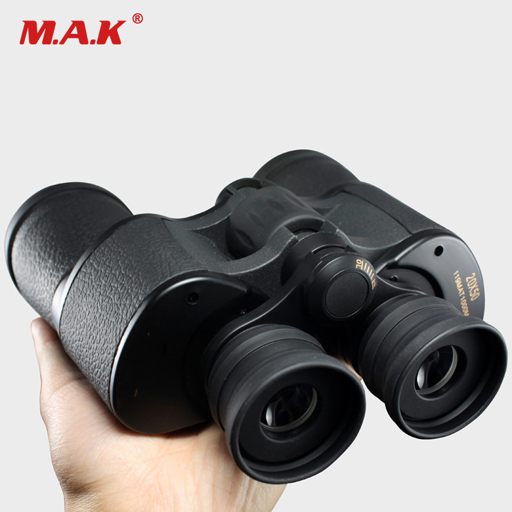 Powerful Professional Binocular 20X50 Military Telescope LLL Night Vision HD High Power Zoom for Hunting binoculars hd powerful military high times long zoom 10 380x100 telescope lll night vision for hunting camping hiking watch moon