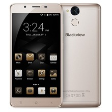 Blackview P2 Lite 4G Smartphone Android 7.0 32GB Phone MTK6753 Octa core 1.3GHz 5.5 inch FHD IPS Screen 3GB RAM 13MP Dual SIM