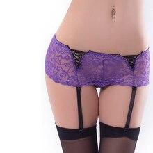 Women's Panties Crotchless Panty Lace Transparent