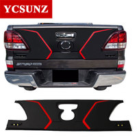 Tail Gate Nudge Cover Tailgate Trim Panel Bottom Board Cover Suitable MAZDA BT50 2012 2018