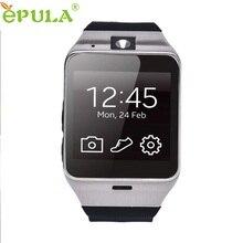 ของขวัญที่สวยงาม100%แบรนด์ใหม่2016บลูทูธสมาร์ทนาฬิกาโทรศัพท์GSM NFCกล้องนาฬิกาข้อมือกันน้ำจัดส่งฟรีDec08