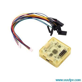 Контроллер полета Micro CC3D Evo Open Pilot Atom Mini CC3D Evo с гибким портом для радиоуправляемых квадрокоптеров