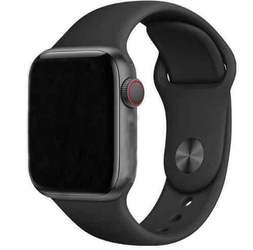 IWO 8 reloj inteligente Bluetooth reloj inteligente deportes caso Corazón de podómetro DE LAS 1:1 para Apple iphone Android huawei xiaomi