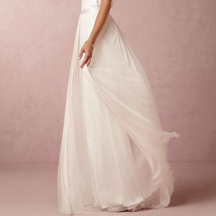 Bonito Marfil Vestidos De Damas De Honor Ideas Ornamento Elaboración ...