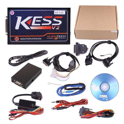2017 KESS V2 SW V2.32 FW V4.036 + Ktag SW V2.13 FW V6.070 Master Version K-Tag ECU Chip Tuning Tool K TAG + FGTECH V54 FG TECH Karachi