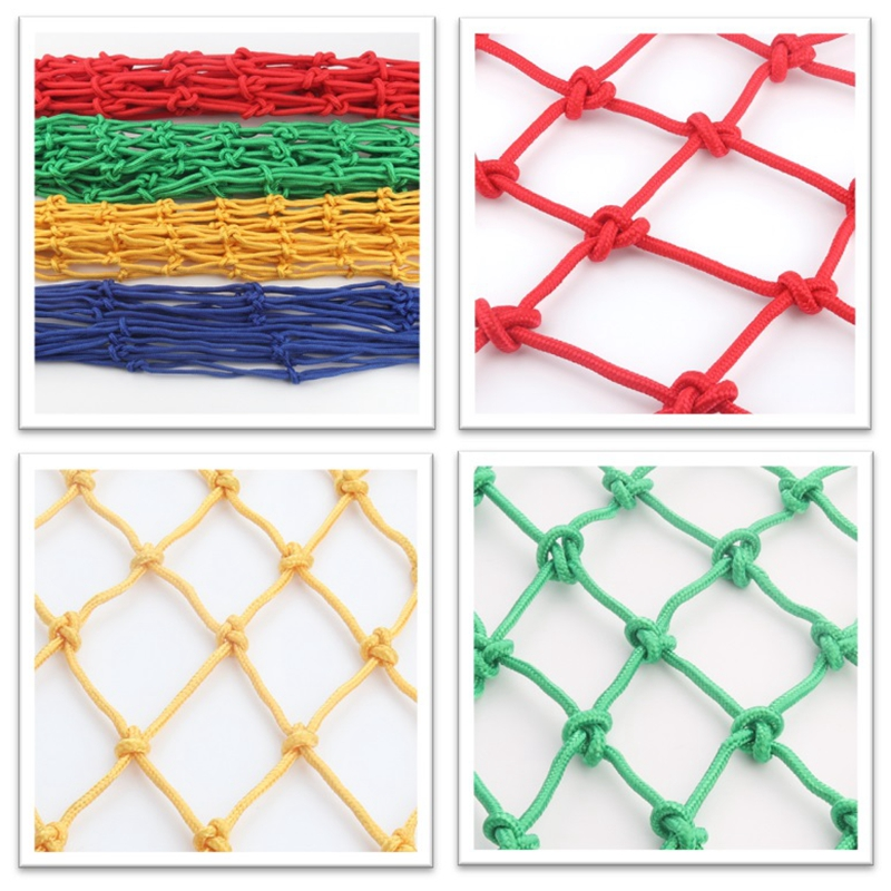 1m Child Safety Net Kid Protection Rail Stairs Anti-Falling Baby Fence Net Playground Guardrail Decoration Kids Safety Netting