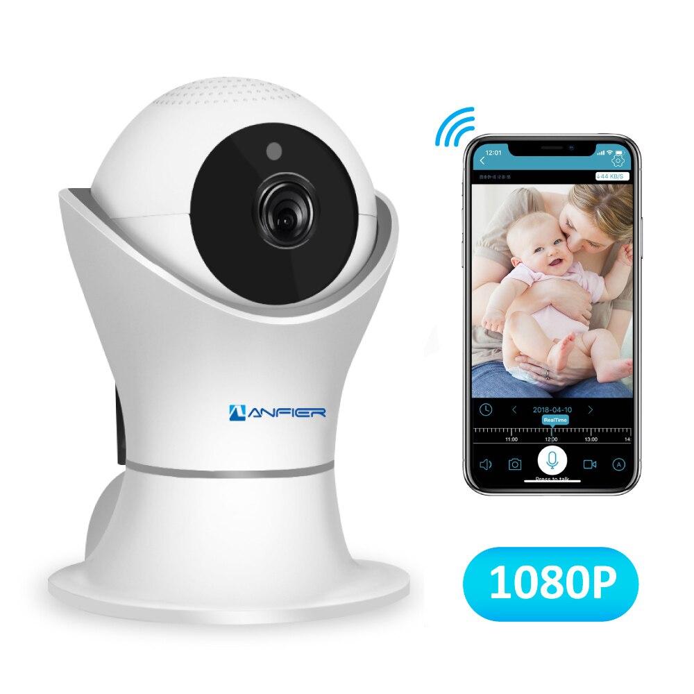 PTZ 1080 p 2MP Home Security IP Kamera Wireless Mini Überwachung Wifi Camara Babyphone Nanny Audio Record APP Ansicht Baby monitor