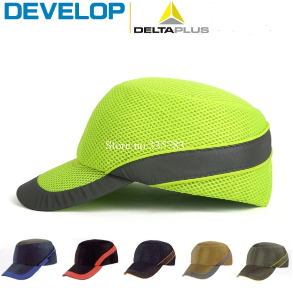 baseball cap shaped safety helmet high quality helmets hard hat free shipping