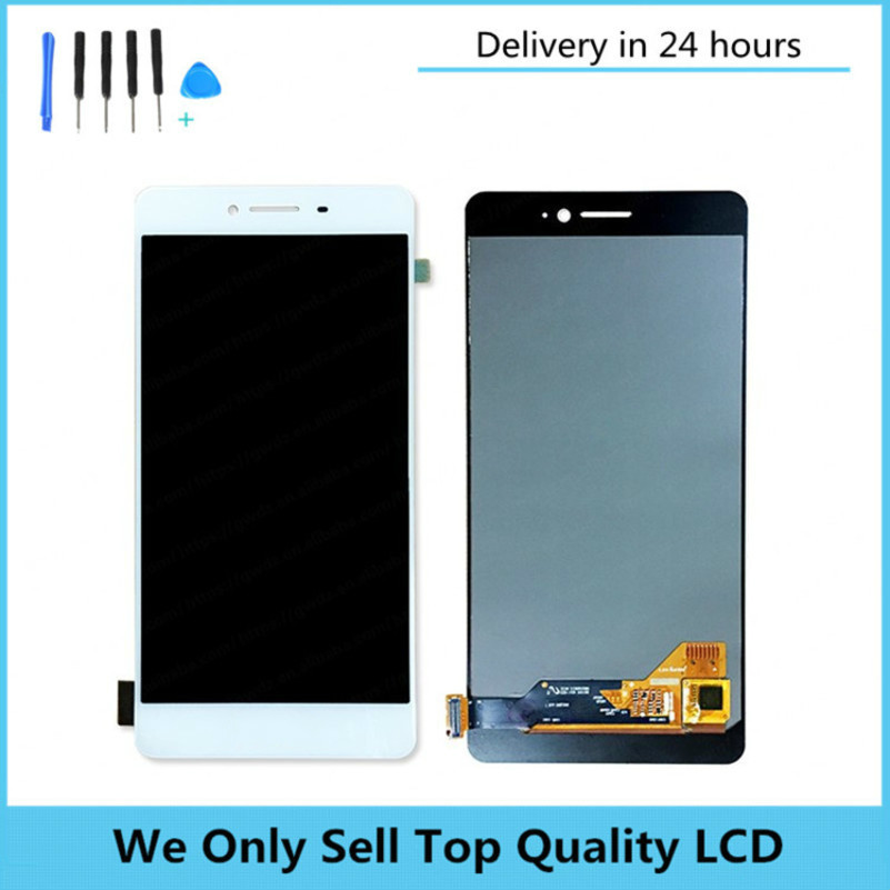 US $70 11 5% OFF|For Oppo R7plus lcd touch screen complete Assembly R7plus  Mobile Phone lcd Display Test One By One-in Mobile Phone LCD Screens from