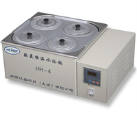 HH 4 цифровой лаборатории термостатический воды для ванной четыре отверстия электрическое отопление 220 В