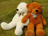 80CM Large Teddy Bear Lovers Big Bear Arms Stuffed Animals Toys Plush Doll Retails Gifts For