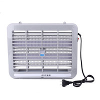 220V 1W Mosquito Killer Lamp Indoor Pest Fly Bug Mosquito Killing Zapper