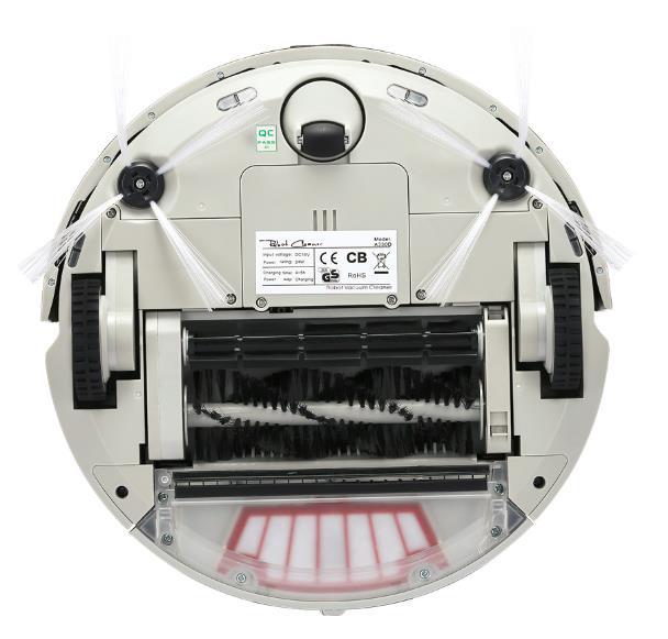 Date Design Aspirateur A330 Intelligent Robot Aspirateur Aspirateur, - Appareils ménagers - Photo 2