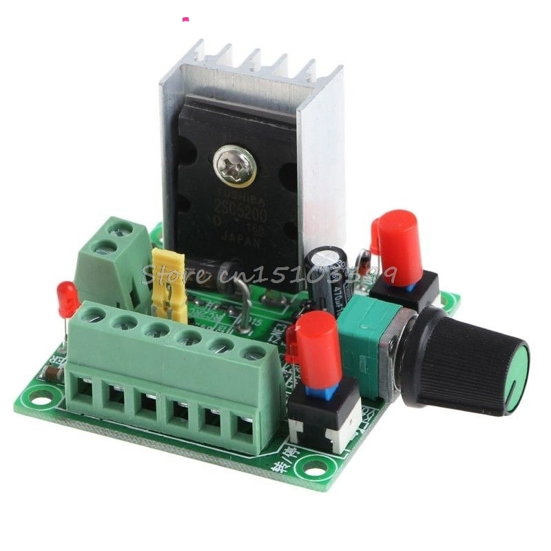 Stepper Motor Driver Speed Board Motor Controller Pulse Signal Generator Module G08 Drop ship