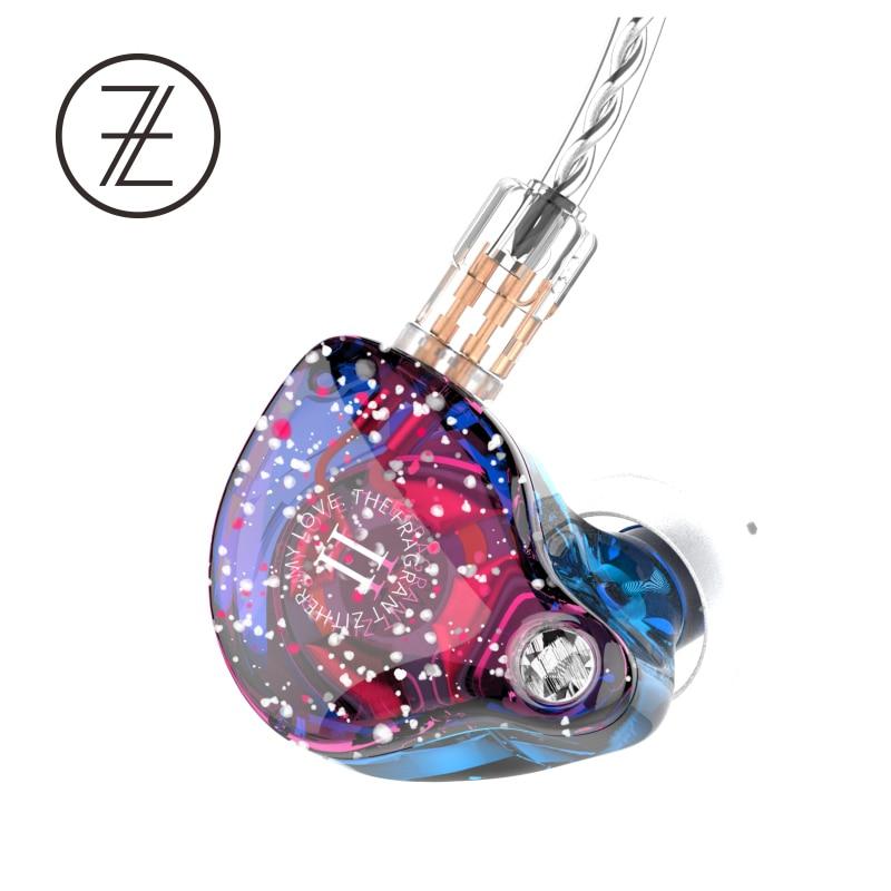 TFZ MY LOVE 2 Version Special Edition 2Pin Interface HIFI Monitor In Ear Sports Earphone DJ Earphone elari PK kz zst zs6 ed52 elari fixitime 2 blue