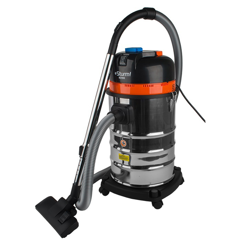 Vacuum cleaner for dry and wet cleaning Sturm! VC7203 vacuum cleaner for dry and wet cleaning soyuz pss 7320