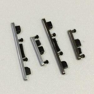 Image 1 - 100 יח\חבילה מקורי חיצוני צד כפתורים כוח נפח מפתח עבור מוטורולה MOTO G4 & G4 בתוספת XT1624 XT1622 החלפת חלקים