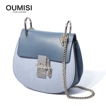 Women Bag Leather Handbags Women Messenger Bags Mini Crossbody Bags For Women Shoulder Saddle Bag Bolsas Feminina