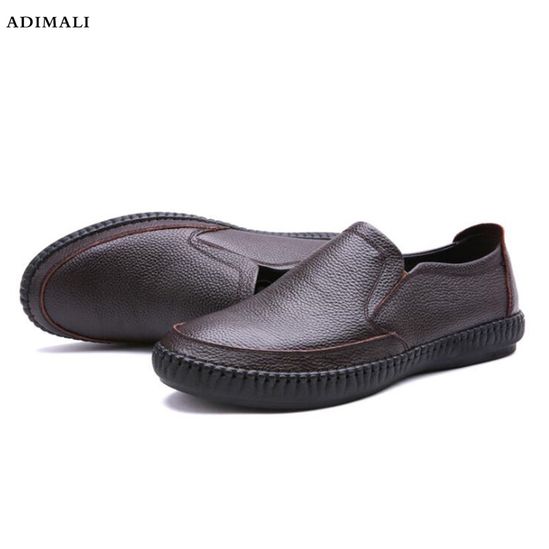 Genuine Leather Mens Moccasin Shoes Black Men Flats Breathable Casual Italian Loafers Comfortable Plus Size Driving Shoes handmade men flats shoes plus size loafers moccasins genuine leather mens casual driving shoes soft breathable comfortable flats