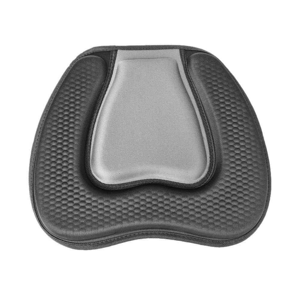 Soft Comfortable EVA Padded Seat Cushion On Top Backrest Sit Seats for Outdoor Kayak Canoe Dinghy Boat Water Sports Accessory ...