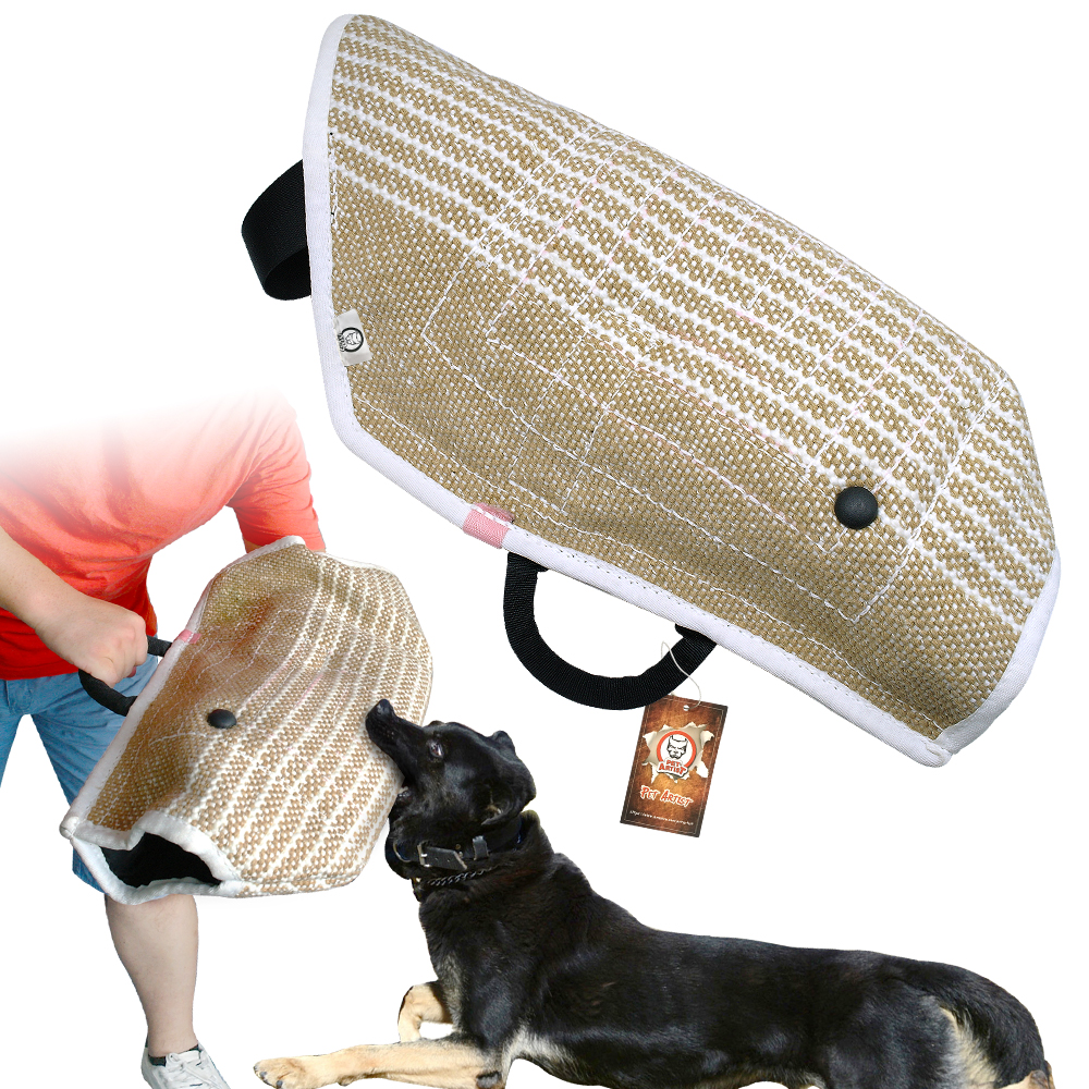 German Shepherd Dog Bite Sleeve Tugs Protection Arm Sleeve For Training Work Dogs Pit Bull Medium