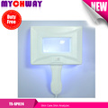 Wood's lamp uv skin testing light wood lamp skin analyzer from Mychway