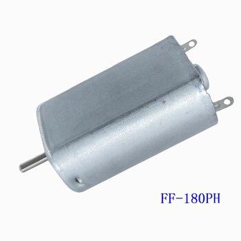 FF-180PH motor de juguete micro dc Mini motor, motor diy de alta velocidad 2,4 V ff180 8100rpm (para afeitadora, Barbero, cepillo de dientes...)
