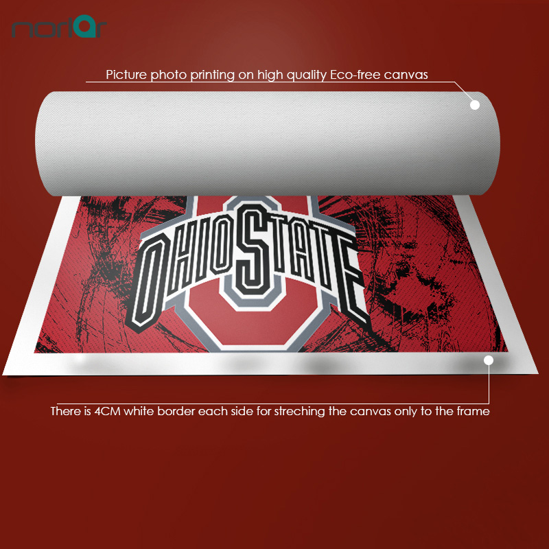 Ohio State Wall Decor Ebay Buckeyes Bathroom Tsc Part 75