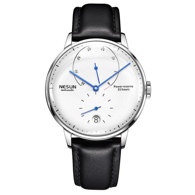 Luxury Brand Watch Nesun Automatic Mechanical 4