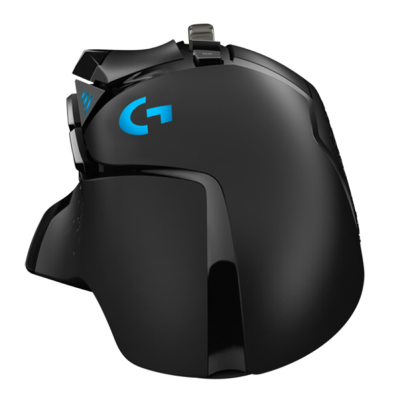 Logitech (G) G502 héro maître jeu souris mise à niveau en ligne complète héro engine 16000 DPI rvb éblouissement G502 RGB mise à niveau - 3
