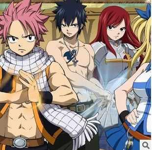 HOT Anime Fairy Tail Natsu Dragneel Sciarpa Cosplay Giocattolo Carino Regalo cosplay cartton cotone Giapponese