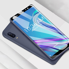 Tempered Glass For Asus Zenfone Max Pro M1 ZB602KL Tempered Glass Full Cover 9H Anti-Explosion Screen Protector Film ZB601KL стоимость