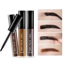 NOVO korean semi durable tear rubber eyebrow pencil waterproof persistent eyebro