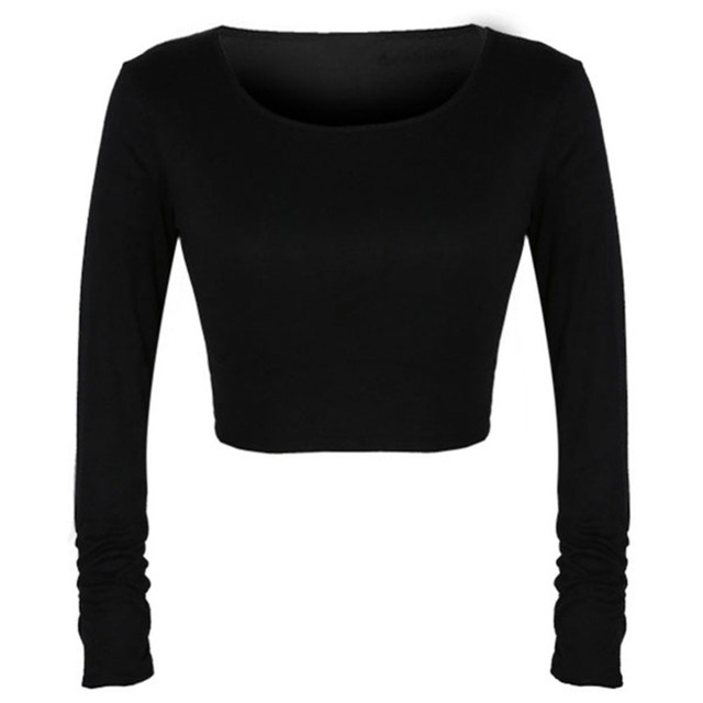 Top Long Sleeve Sexy Clubwear Shirts