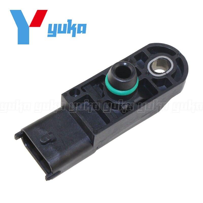MAP Sensor Manifold Absolute turbo Boost Pressure For Nissan Infiniti FX NV400 Navara D40 2.0 2.3 3.0 Dci 22365-5X20A 223655X20A