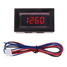 цены Digital Tachometer Engine Tach Hour Meter LCD Inductive Tachometer RPM Speed Meter Tacho Gauge Spin For Car Motorcycle