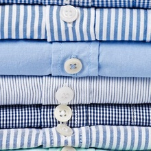 3 Custom Made Mens Dress Shirts Long Sleeve,Custom Striped Shirt
