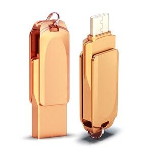 Image 3 - Creativo USB Flash Drive di Tipo C 128GB 64GB 16GB 32GB USB C Pendrive 64GB Pen drive USB C Per Il Telefono Android