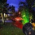 Landschaft Outdoor Laser Licht Zeigen Projektor Wasserdicht Garten Weihnachten Laser Licht Mit Fernbedienung-in Bühnen-Lichteffekt aus Licht & Beleuchtung bei