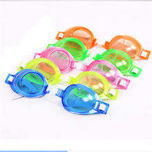 Children Kids Teenagers Adjustable Swimming Goggles Swim Eyewear Silicone Waterproof Swimming Glasses Sports Swimwear #3j05(China)