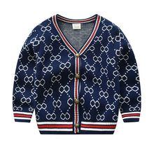 dce81c41a56 Ropa para niños suéter para niñas Rebeca Otoño Invierno Tops arco doble  cubierta engrosamiento niño niños suéteres de Navidad