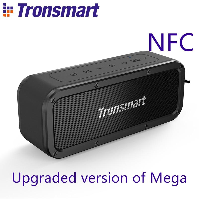 Tronsmart Element Force Bluetooth 4 0 Speaker Waterproof Portable Speaker Computer Speakers Playtime with Subwoofer NFC