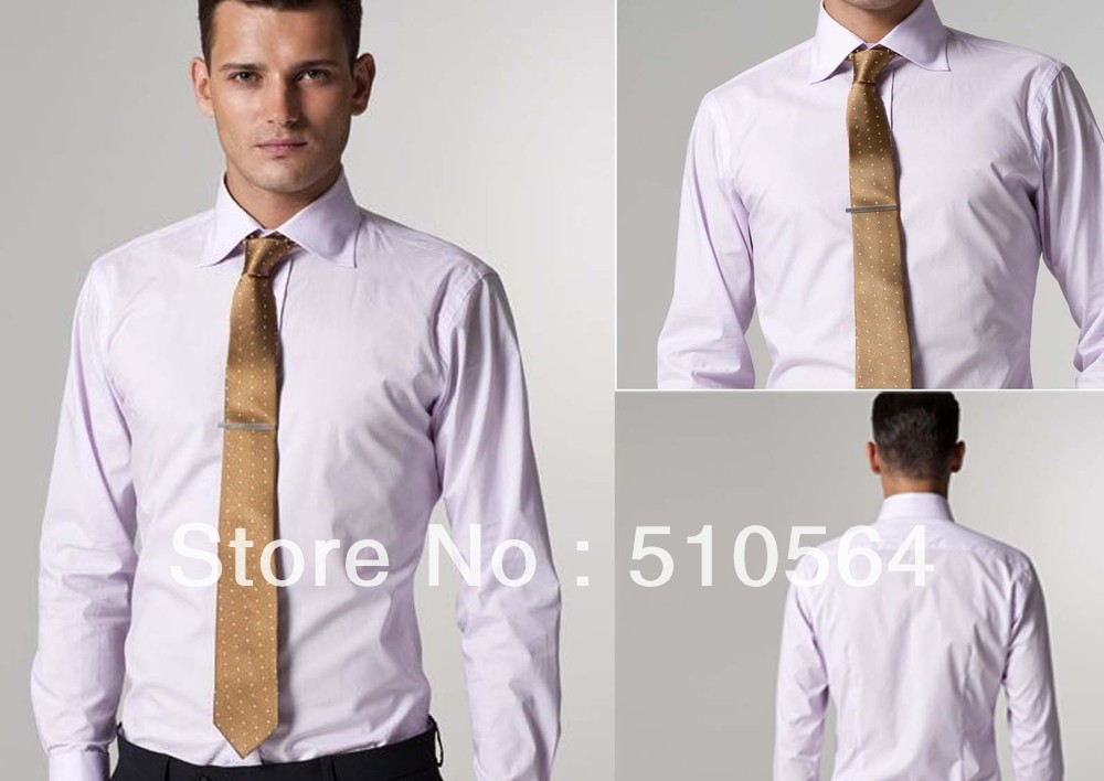 Hot sale 100 cotton custom made men shirt for wedding for Mens business shirts sale