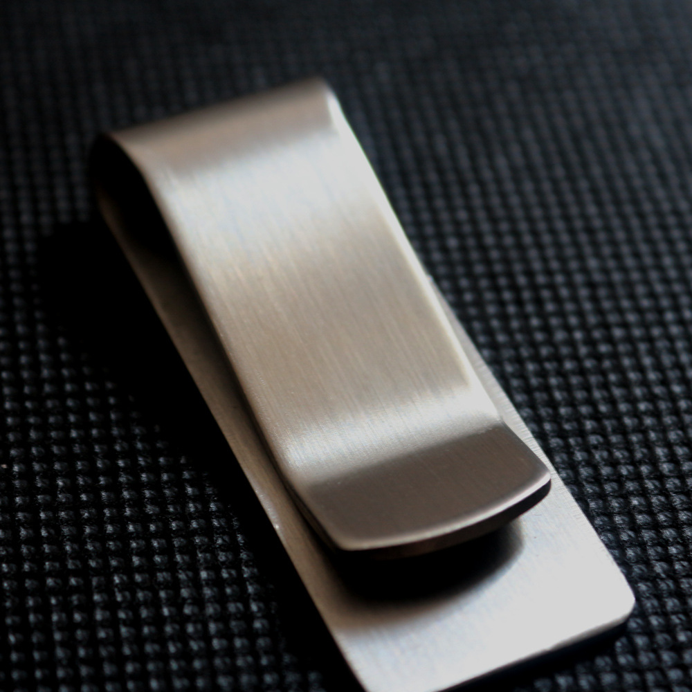 dólar dinheiro grampo titular carteira Composição : Stainless Steel Brass