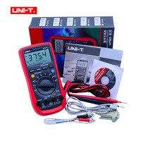 Digital Multimeter UNI T UT61B LCD AC DC voltmeter ohmmeter ammeter meter CD Backlight & Data Hold Multitester